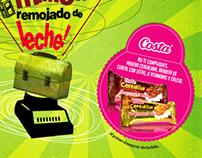 Loncheras -  Cerealbar de Costa.