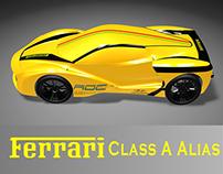 SIAM Challenge Ferrari  - Alias
