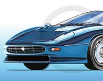 Jaguar XK220