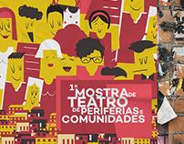 1ª Mostra de Teatro de Periferias e Comunidades