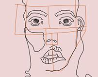 Geometric Face +