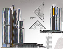 My students architectural designs