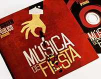 Desorden Público | CD Single: Música de Fiesta