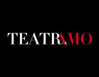 "Logo for ""Teatramo - rassegna teatrale"""