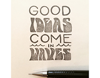 Good Ideas Come in Waves