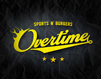 Overtime / Branding / Social Media