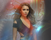 Nina Dobrev Glow Manipulation