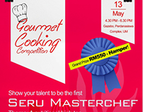 SERU Gourmet & Sketch Competition