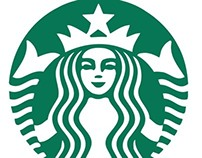 Starbucks - Infographic Poster