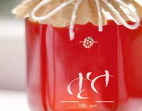 Tript - Homemade jam : Branding