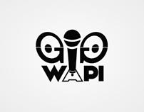 GIG WAPI logo redesign