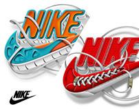 Nike - Futura logo