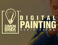 Digital Painting: Aubie Rayne