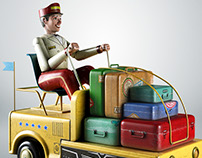 Honda CRV - Toys