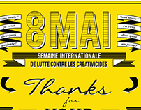 8 Mai - Posters
