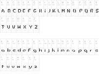 Overpixel Type Font