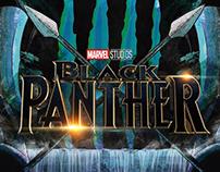 Movie Poster Black Panther
