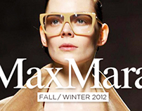 MaxMara  // Fall Winter 2012 Animated GIFS