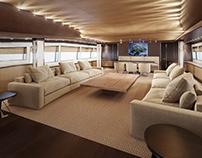 Yacht Interior Viz