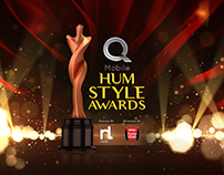 Qmobile Hum Style Awards