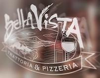 BellaVista Trattoria Branding