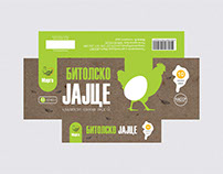 EGG LABELS - BITOLSKO JAJCE