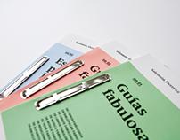 Guías fabulosas - Essay collection