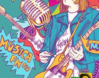 Radio's posters