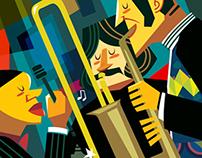 Poster Design - Jazz Festival