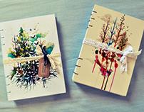 Sketchbook, Notebook, Scrapbook, etc.
