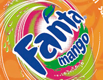 Promo Fanta Mango