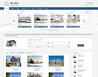 Mj Estate, Joomla Responsive Luxury Real-Estate