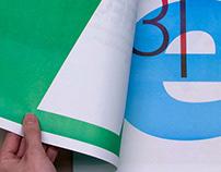 Fontsmith – Printed type specimen