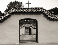 California Missions Under Ambient Moonlight Part 1