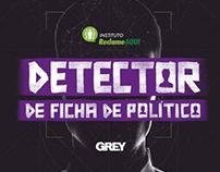[APP] Melhorias no Detector