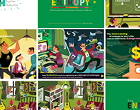 The Philosophy of Entropy (Interactive Illustration)