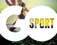 GO SPORT, Branding & Retail Design