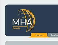 MHA Web-design