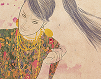 Women Fashion Illustration - Paper Edition