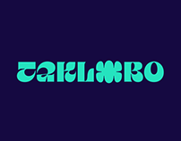 Taklobo Typeface - Free to try