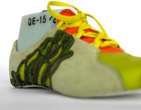 Nike running concept footwear