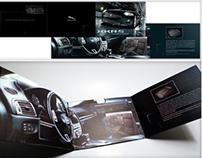 Jaguar XKR-S: Print—Art Direction
