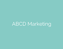 ABCD Marketing. (Ui/Ux)