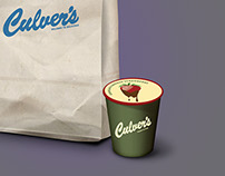 Culver's Ice Cream Cooler and Container Redesign