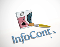 Infocontent Animation Logo