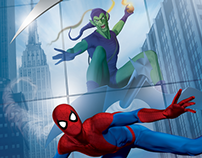 Spider vs Goblin  |  2013