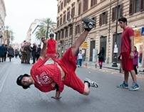 STREET BREAK DANCE