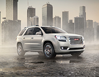 GMC for Leo Burnett Dubai