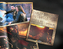 Harley-Davidson Motorclothes Seasonal Catalog