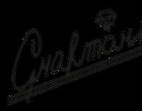 Simple Grafmark logo animation